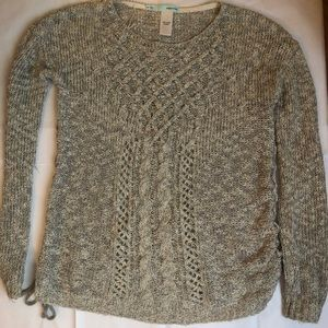 Small Gray Maurice's Sweater